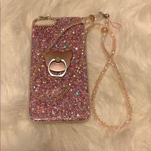 Accessories - iPhone 8 Plus sparkly case